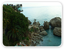 Rent Holiday Villas and Apartments in Nerja, Andalucia, Costa del Sol, Spain