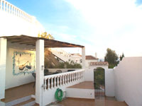 Torrox Beach Club Patio