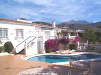 Villa Azul Front